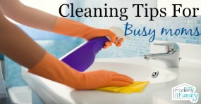 cleaning-tips-for-busy-moms